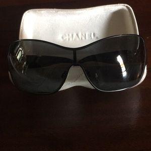 Chanel pearl sunglasses